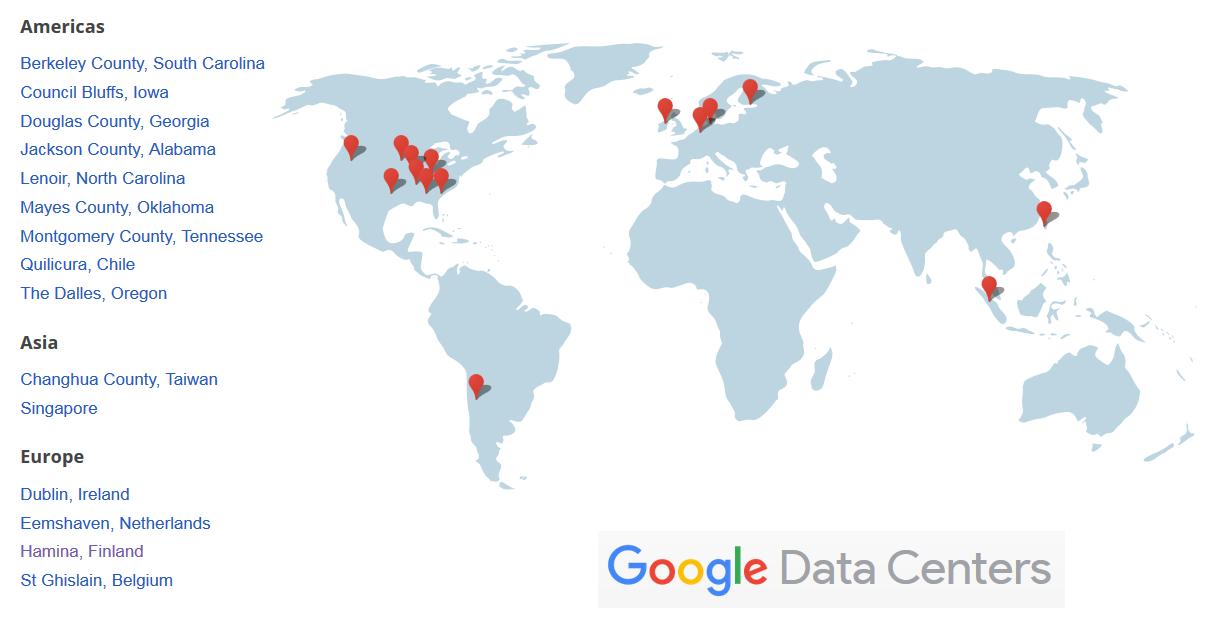 google-data-center-map