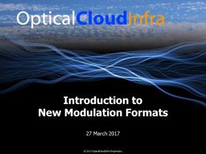 New Modulation Formats